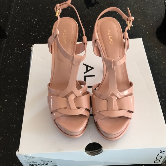 fd102cf848cef Aldo Shoes | Chelly Platform Dress Sandals Womens | Poshmark